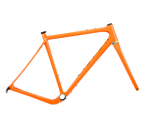 OPEN WI.DE. Frameset Orange S