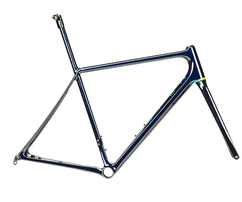 OPEN MIN.D. Frameset Midnight Blue L