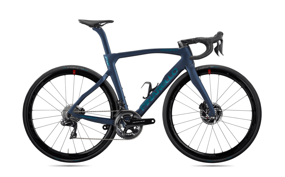 Pinarello Dogma F12 Rahmenset Blue Steel 62