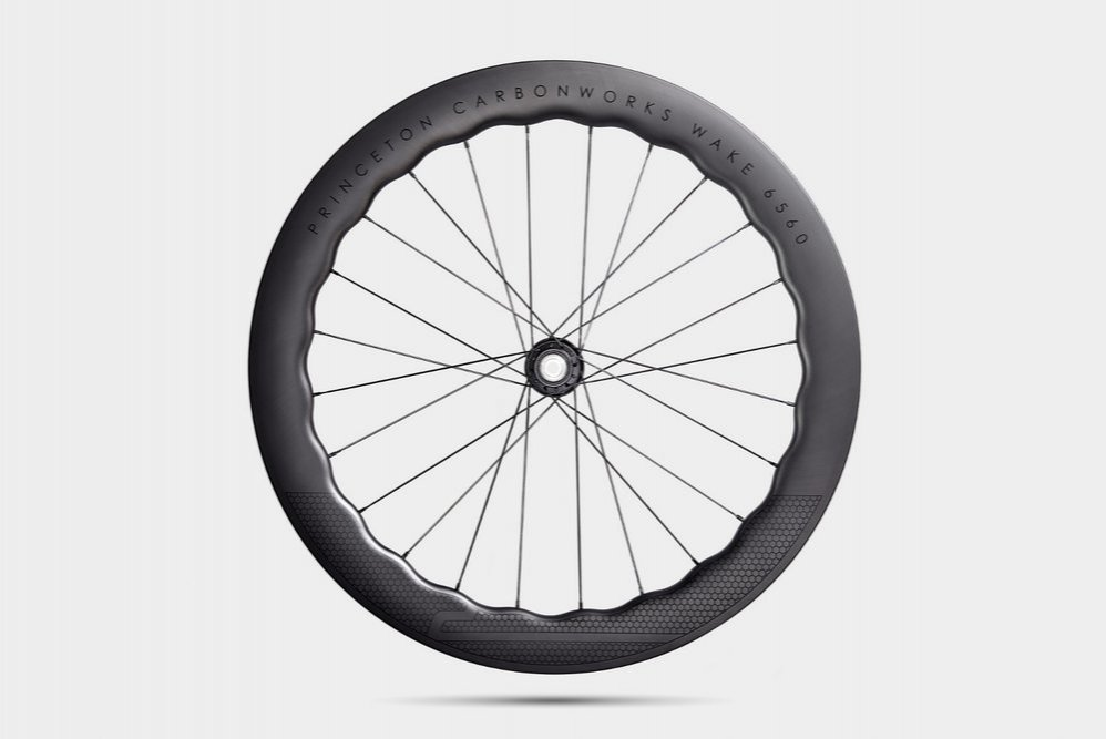 Princeton WAKE 6560 Disc Tune XDR Wheelset