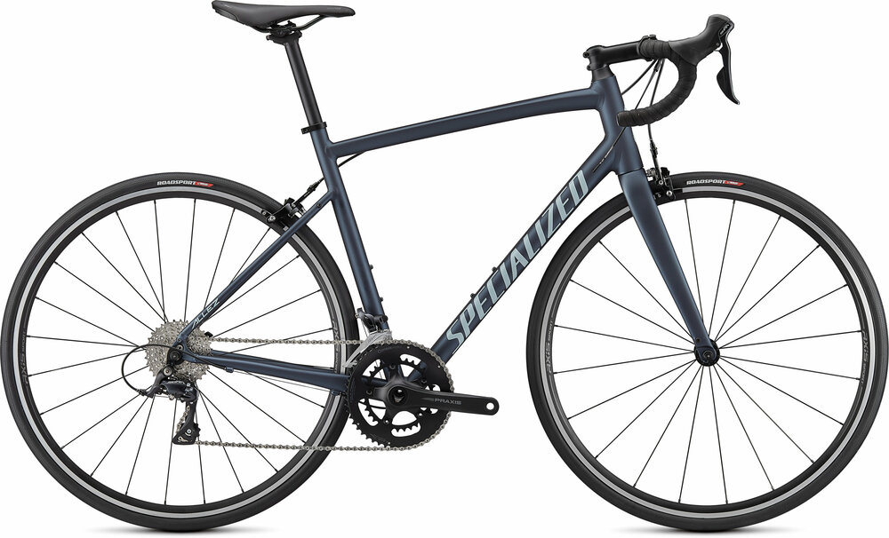 Specialized Allez Sport Satin Cast Blue Metallic/Gloss Ice Blue 61