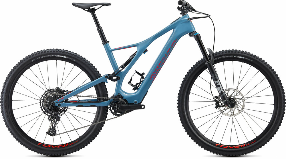 Specialized Turbo Levo SL Comp Carbon Storm Grey / Rocket Red S