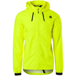 AGU Commuter Compact Rain Jacket Hi-vis Neon Yellow
