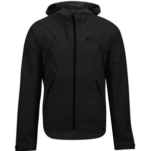 PEARL iZUMi Monsoon WxB Hooded Jacket black