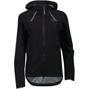 PEARL iZUMi W Monsoon WxB Hooded Jacket black